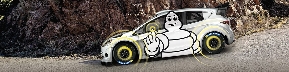 MICHELIN TRACK CONNECT MOTORSPORT MODE - NOTICES