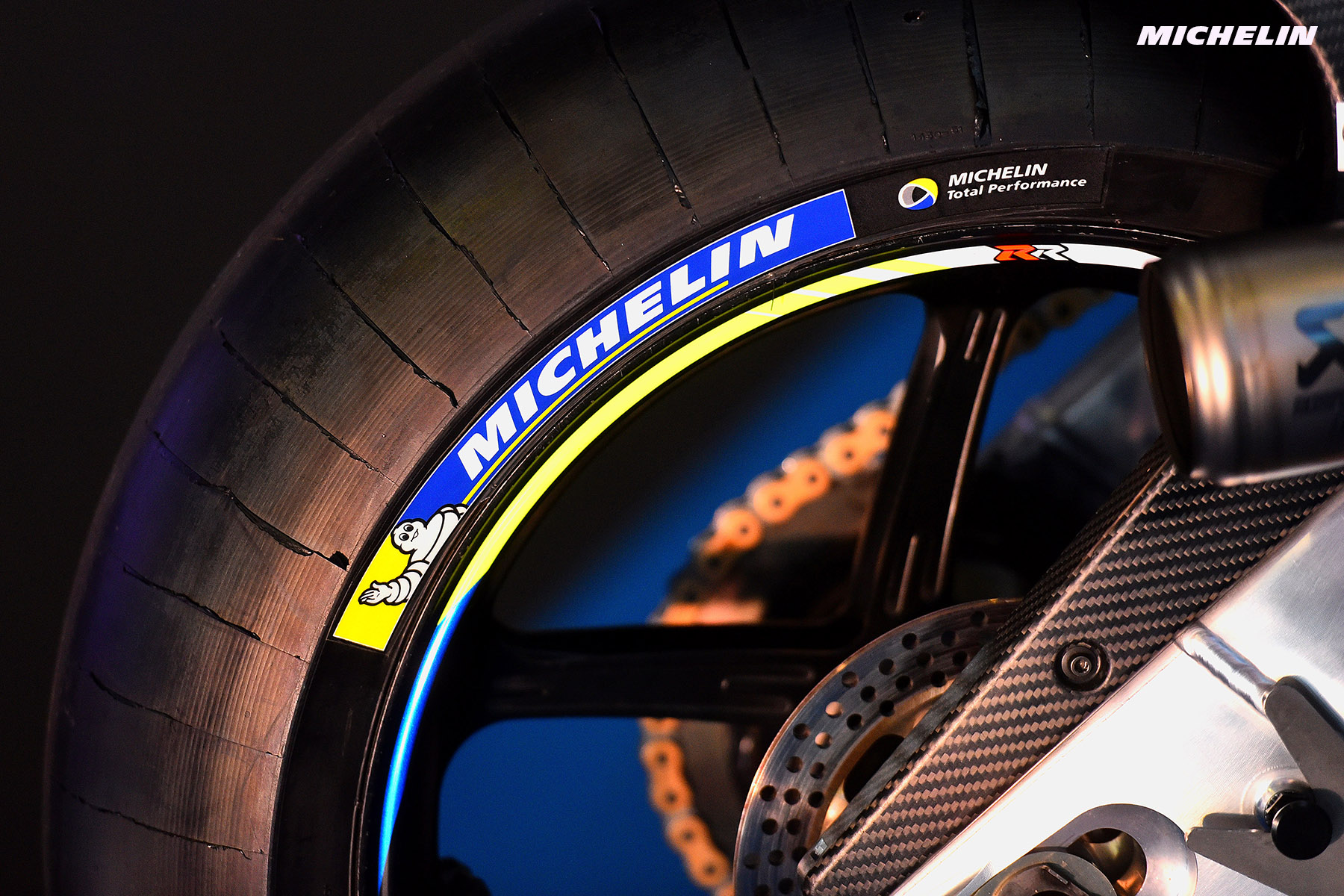 Les coulisses de Michelin en MotoGP