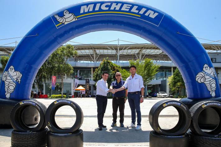 Michelin poursuit son engagement en Asian Le Mans Series