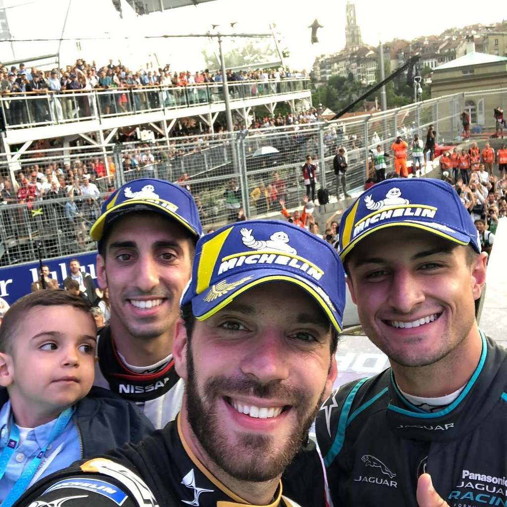 Vergne (DS Techeetah/Michelin) gagne à Berne
