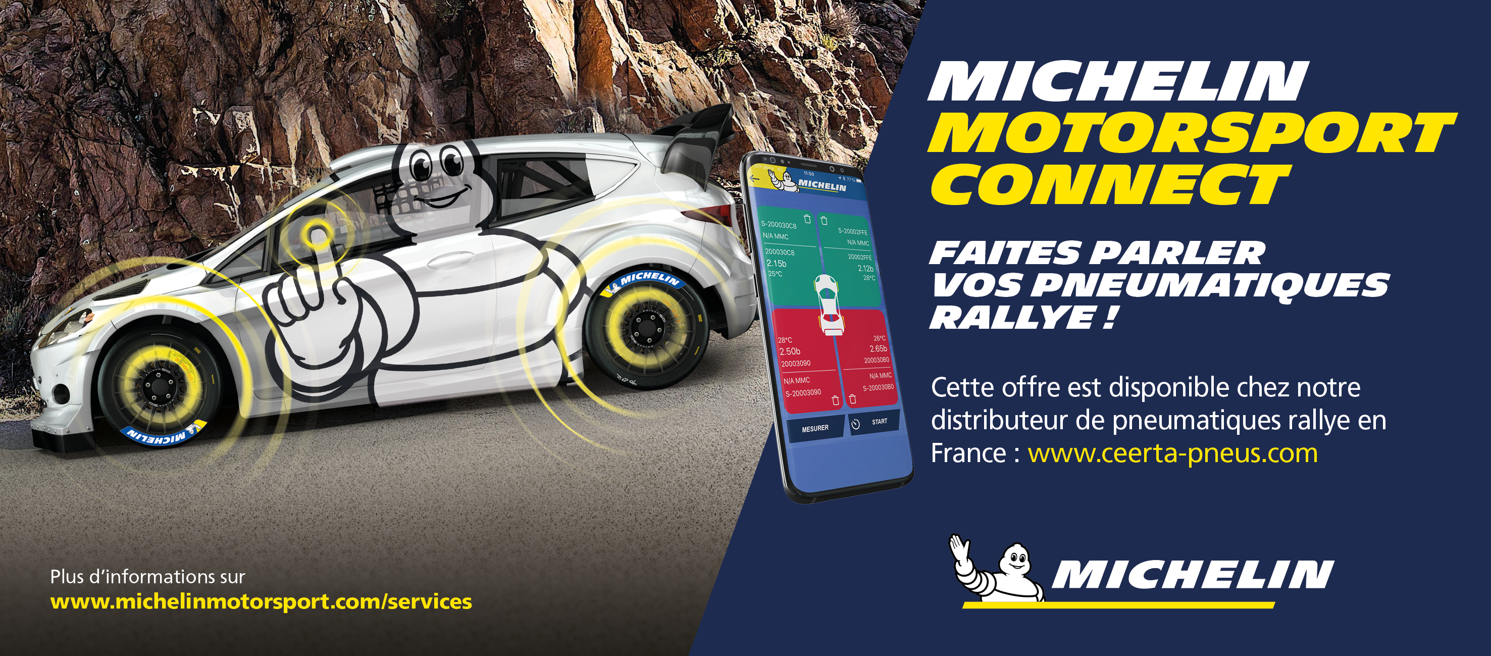 MICHELIN MOTORSPORT CONNECT